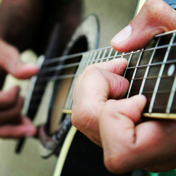 by Sukla Chinnappa - News & Events Entertainment ( guitar, play, music, Music, Instrument, Contest,  )