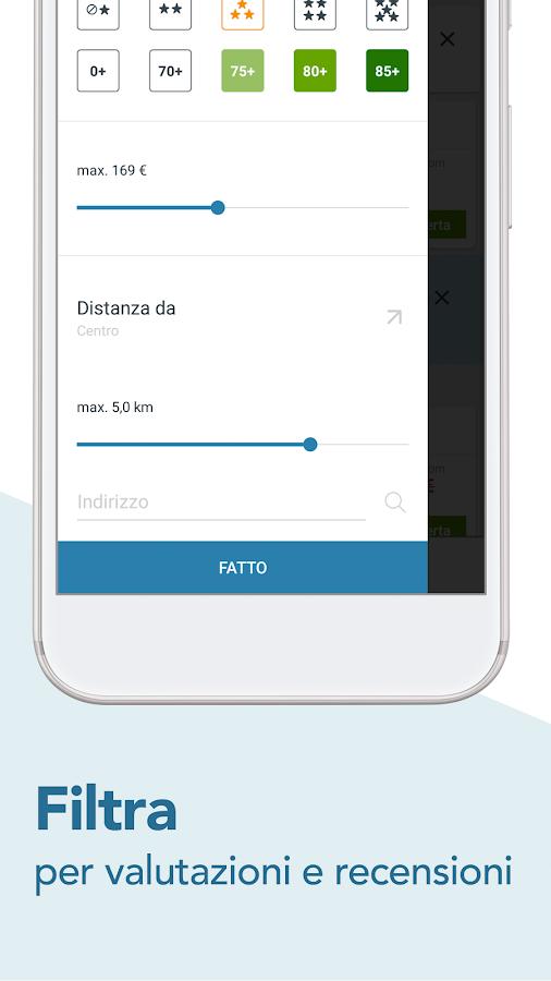 Trivago confronta prezzi d 39 hotel e trova offerte app for Combustibile zibro prezzi e offerte