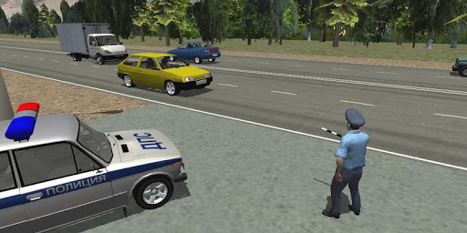 Traffic Cop Simulator 3D screenshot 7