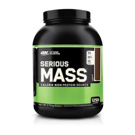 Serious Mass, 2727g - Choklad