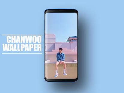 ikon chanwoo wallpapers kpop fans hd applications sur google play