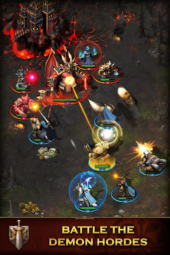 War Storm: Clash of Heroes