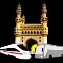 Hyd Guide - HYD RTC,METRO,MMTS icon