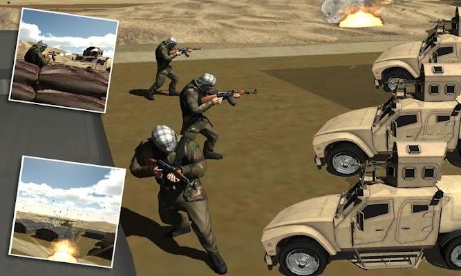 Anti Air Fighter Jet Attack - screenshot