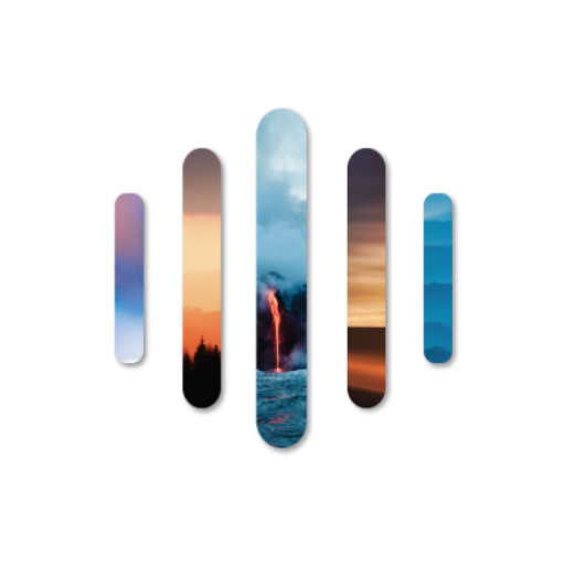 PaperSplash - Beautiful Unsplash Wallpapers Icon