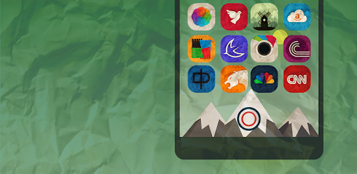 Rugos Premium - Icon Pack Apps for Android screenshot