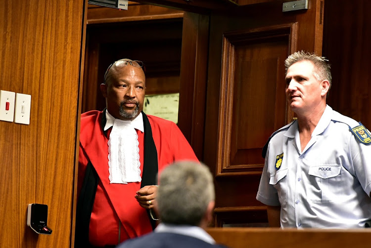 Judge Mandela Makaula has recused himself from the Timothy Omotoso human trafficking and rape trial.