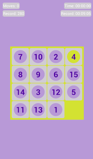 15 Fifteen Puzzle Gold