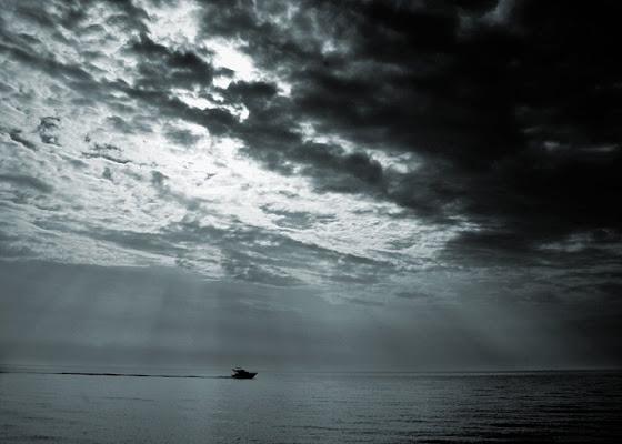 La calma prima della tempesta di Francesca
