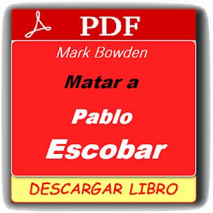 Matar a Pablo Escobar libro gratis - náhled
