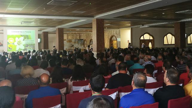 La charla reunió a más de 500 agricultores de la zona de Adra y áreas colindantes.