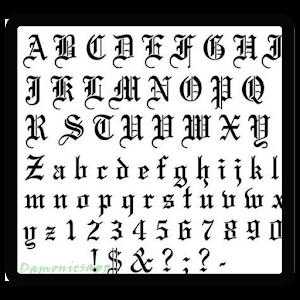 Tattoo Lettering Design Ideas APK for Blackberry