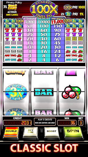 PC u7528 Slot Machine : Triple Hundred Times Pay Free Slot 1