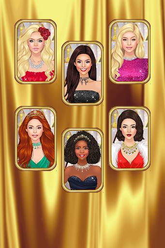 Actress Dress Up - Fashion Celebrity apktram screenshots 4