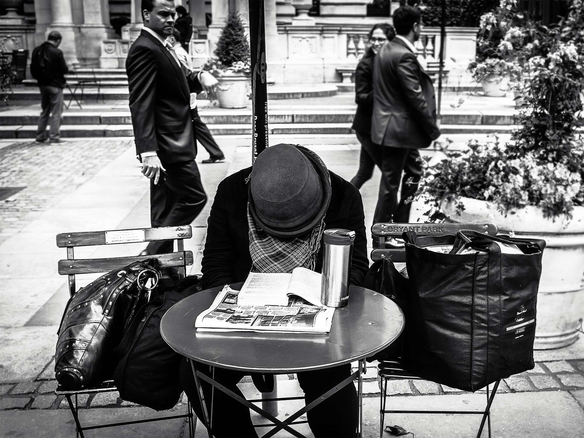 Lo stanco e lo schifato di Sergio Rapagnà