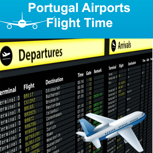 Portugal Airports Flight Time