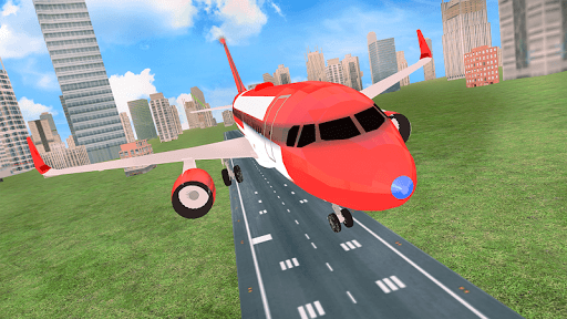 Airplane Flight Simulator Free Offline Games 1.0 updownapk 1