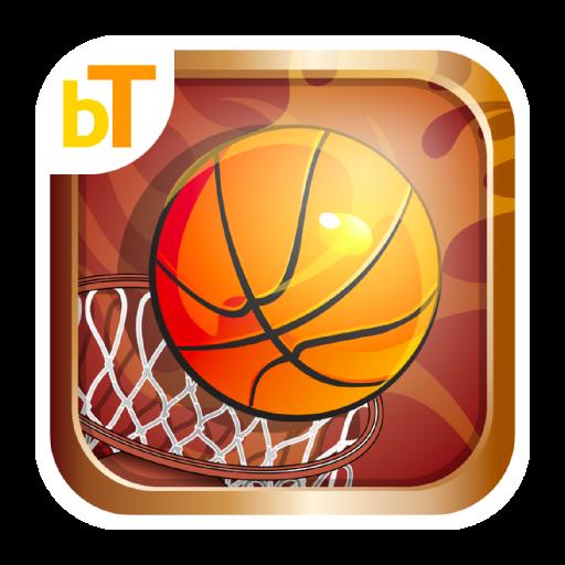 体育竞技のバスケットボールフリースロー LOGO-記事Game