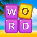 Word Cubes - Find & Swipe Hidden Words icon