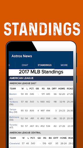 Houston Baseball News: Astros 1.0.42 screenshots 4