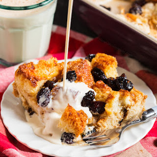 Eggnog and Cranberry French Toast Bake Recipe