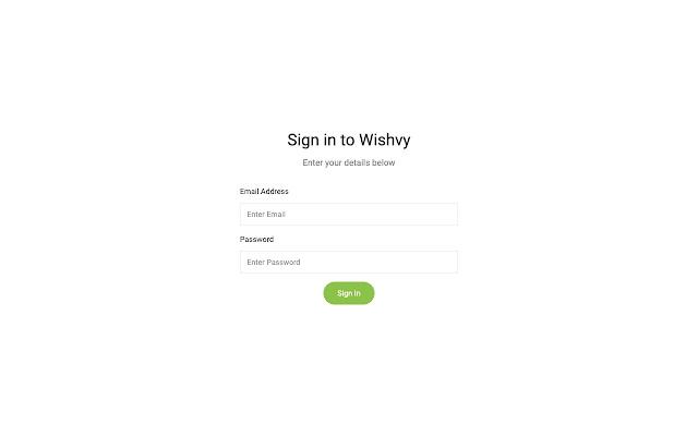 Wishvy