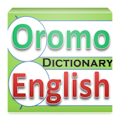 Afaan Oromo English Dictionary