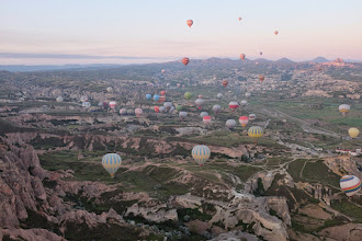 Photo: Cappadocia Turkey