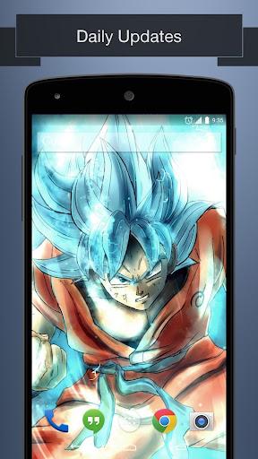 Art Goku Super Wallpaper Hd Aplicaciones Apk Descarga