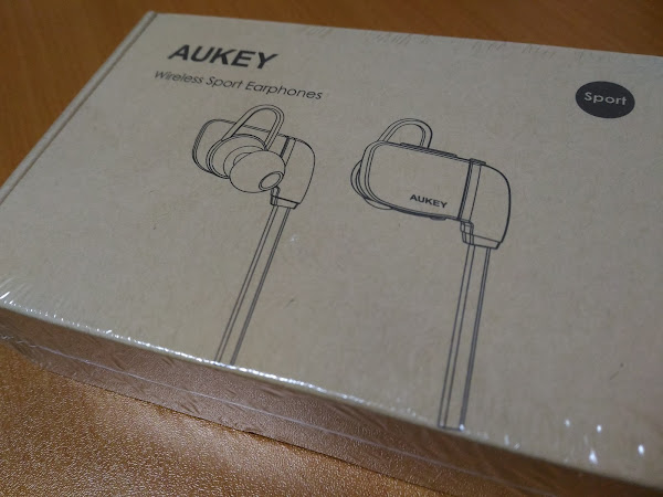 Aukey Bluetooth イヤホン EP-B27