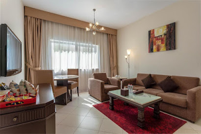 Mall of Emirates Street Serviced Apartments