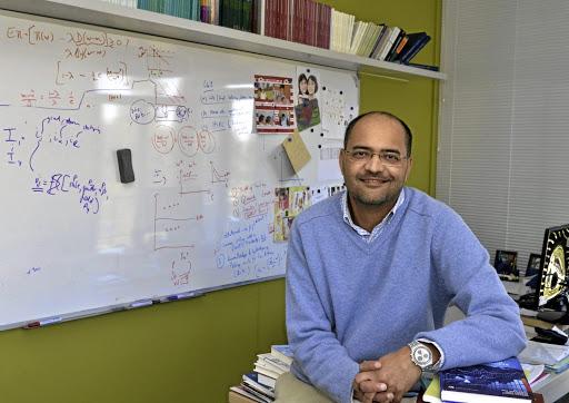 Haroon Bhorat. Picture: Trevor Samson