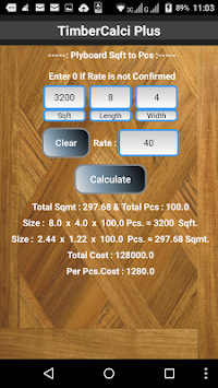 download timber calculator all in one apk latest version app for