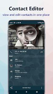 تحميل تطبيق True Phone Dialer & Contacts Pro لإدارة جهات الاتصال للأندرويد 5