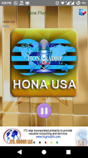 HonaRadio -  Radio & Music- screenshot thumbnail