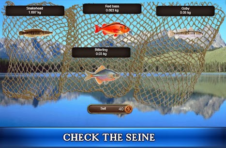Fish Rain: Sport Fishing Games Mod Apk (Unlimited Money) 5