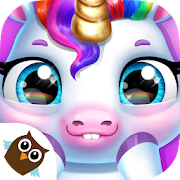 My Baby Unicorn  Virtual Pony Pet Care amp Dress Up