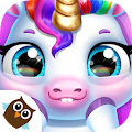 My Baby Unicorn - Virtual Pony Pet Care & Dress Up APK