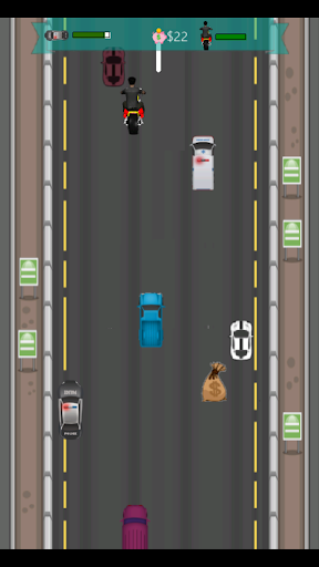 Heavy Traffic Racer Police Chase  screenshots 2