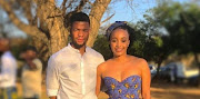 George Lebese and Sizakele Manonga are #lovegoals.