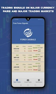 FREE FOREX SIGNALS 18.5 Mod APK Updated Android 1