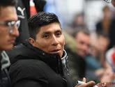 Nairo Quintana hoopt dat dopingonderzoek snel helemaal achter de rug is