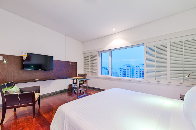 DOS ACOGEDORES AMBIENTES Luxury King Suite