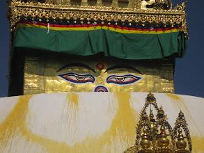 Photo: Monkey temple in Kathmandu