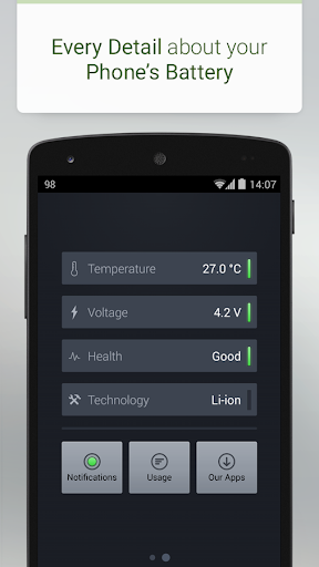 Battery screenshot 4
