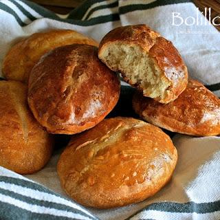 Bolillos (Crusty Mexican Bread Rolls)