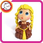 Magic of Clay: Dolls for Girls