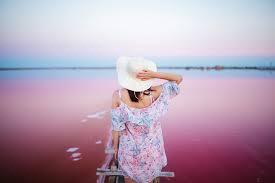 Image result for lake hillier photos