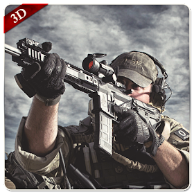 гора снайпер стрельба Pro - современное снайпер