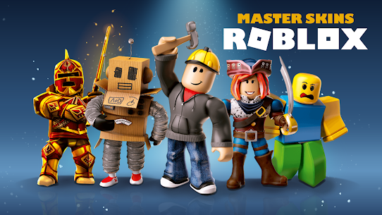 Master skins for Roblox 1
